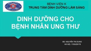 BNH VIN K TRUNG T M DINH DNG