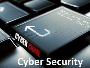 Cyber Security UNIT 1 UNIT 2 UNIT 3