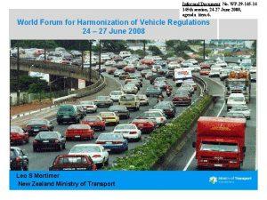 Informal Document No WP 29 145 14 145