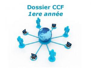 Dossier CCF 1 ere anne Pour plus de