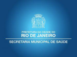 Redes de Ateno Sade RAS PREFEITURA DO RIO