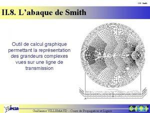 158 Smith II 8 Labaque de Smith Outil