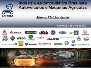 Indstria Automobilstica Brasileira Autoveculos e Mquinas Agrcolas Marcus