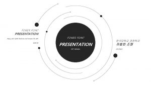 POWER POINT PRESENTATION Enjoy your stylish business and