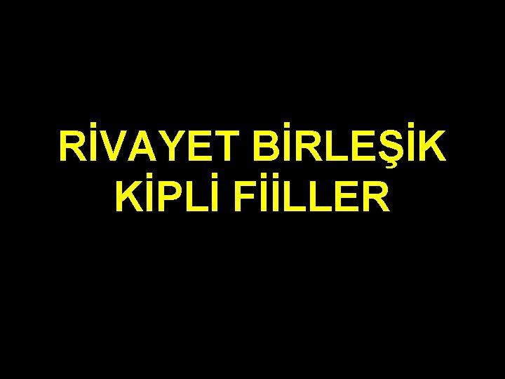 RVAYET BRLEK KPL FLLER 2 RVAYET BRLEK KPL