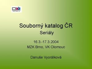 Souborn katalog R Serily 16 3 17 3