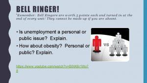 BELL RINGER Re me mbe r Bell R