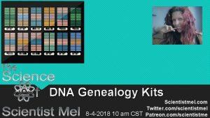 DNA Genealogy Kits Scientistmel com Twitter comscientistmel 8
