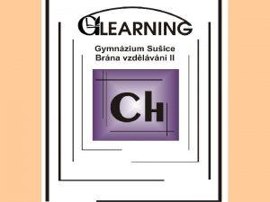 CHEMIE CHROMU CH3 Anorganick chemie DUM 18 sexta