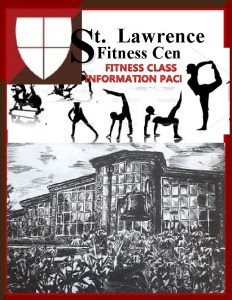 S t Lawrence Fitness Center FITNESS CLASS INFORMATION