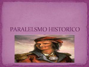 PARALELSMO HISTORICO FECHA EL MUNDO ESTADOS UNIDOS INDIANA