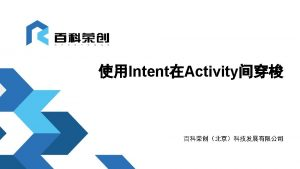 Activity Activity Intent intent new Intentthis Sign In