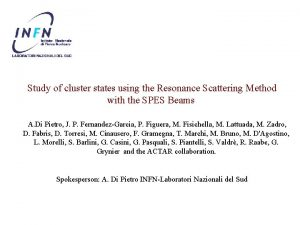 Study of cluster states using the Resonance Scattering