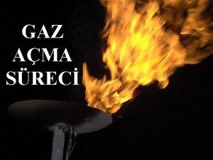 GAZ AMA SREC Mteri abone olur Abonelik bedelini