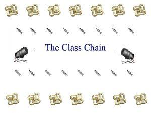 The Class Chain first Node The Class Chain