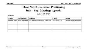 July 2020 doc IEEE 802 11 201002 r