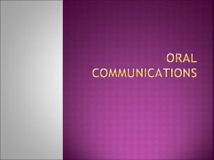 Meetings Conference calls Telephone calls Presentations Video or