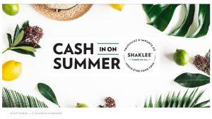 2020 Shaklee Exclusivit et confidentialit Faites de largent