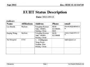 Sept 2013 doc IEEE 11 131147 r 0
