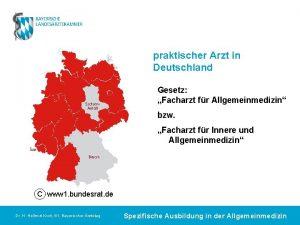 praktischer Arzt in Deutschland Gesetz Facharzt fr Allgemeinmedizin