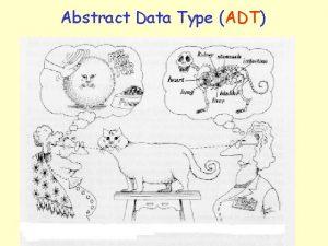 Abstract Data Type ADT Abstract Data Type ADT