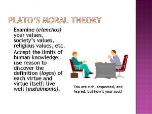 Examine elenchos your values societys values religious values