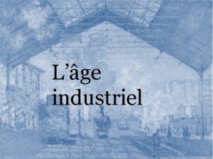 Lge industriel Programme de 1997 Volume horaire 7