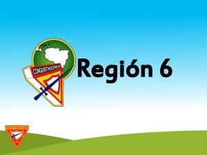 Regin 6 Regin 6 CURSO DE FORMACION CAPITANES
