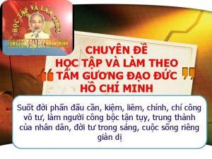 CHUYN HC TP V LM THEO TM GNG