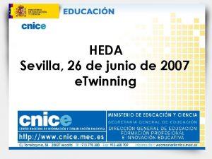 HEDA Sevilla 26 de junio de 2007 e