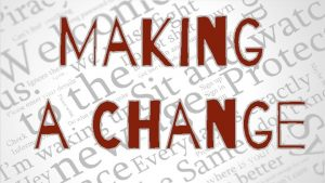 What would you like to change if you
