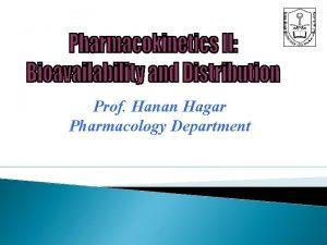 Prof Hanan Hagar Pharmacology Department Is the fraction