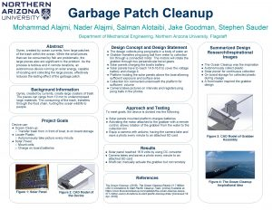 Garbage Patch Cleanup Mohammad Alajmi Nader Alajmi Salman