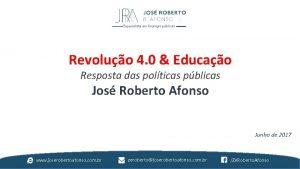 Especialista em finanas pblicas Revoluo 4 0 Educao