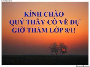 KNH CHO QU THY C V D GI