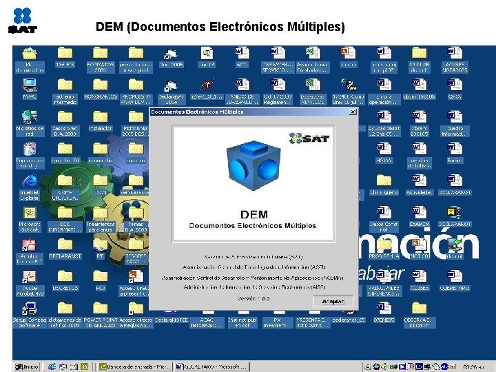 DEM Documentos Electrnicos Mltiples DEM Documentos Electrnicos Mltiples