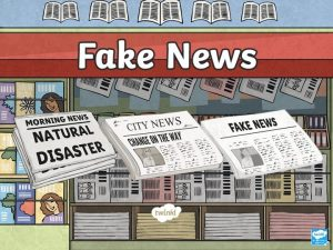 What is Fake News Fake News grew in