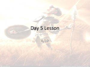 Day 5 Lesson 812 Patada Kickoff Instrucciones Finish
