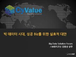 Content 1 Understanding Big Data 2 Big Data