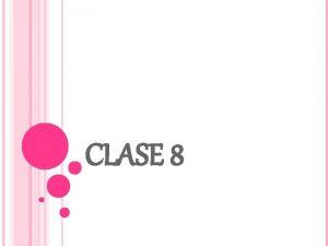 CLASE 8 LEY 22172 Esta ley se concibi