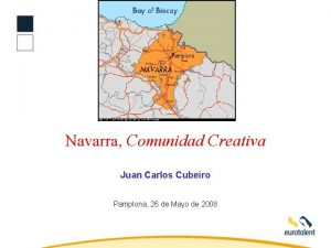 Navarra Comunidad Creativa Juan Carlos Cubeiro Pamplona 26