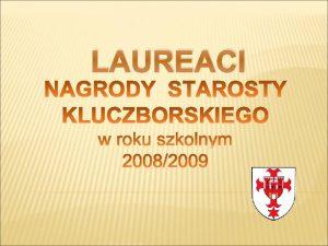 LAUREACI Magdalena Dreczkowska Uczennica Technikum Nr 2 w