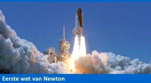 Eerste wet van Newton Eerste wet van Newton