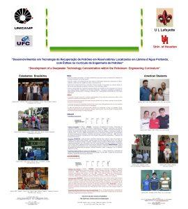 CAPES U L Lafayette FIPSE Programa de Consrcios