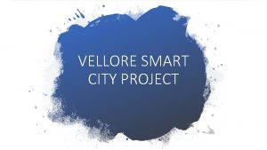 VELLORE SMART CITY PROJECT Ground Mounted Solar Power