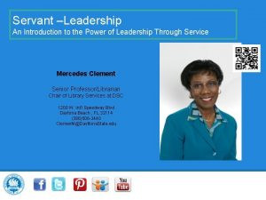 Servant Leadership An Introduction to the Power of