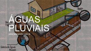 GUAS PLUVIAIS www tallesmello com br As instalaes