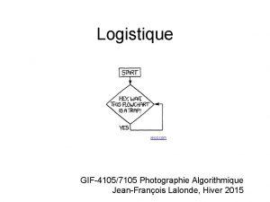 Logistique xkcd com GIF41057105 Photographie Algorithmique JeanFranois Lalonde