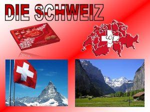 Allgemeine Informationen ber die Schweiz Flche von 41