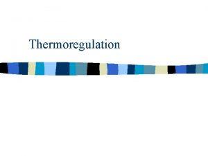 Thermoregulation Temperature Gradient for Kingsnake Temperature Gradient for
